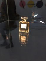 An original bottle of Chanel No. 5!