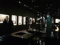 Lagerfeld custom designs for the exhibit!